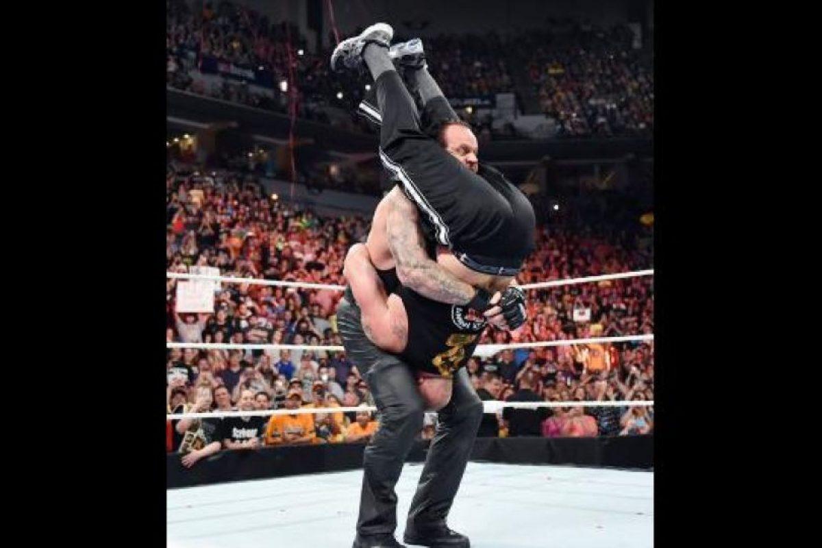 """El """"Fenómeno"""" buscará hacer más grande su marca en la """"Vitrina de los Inmortales"""". Foto:WWE. Imagen Por:"""