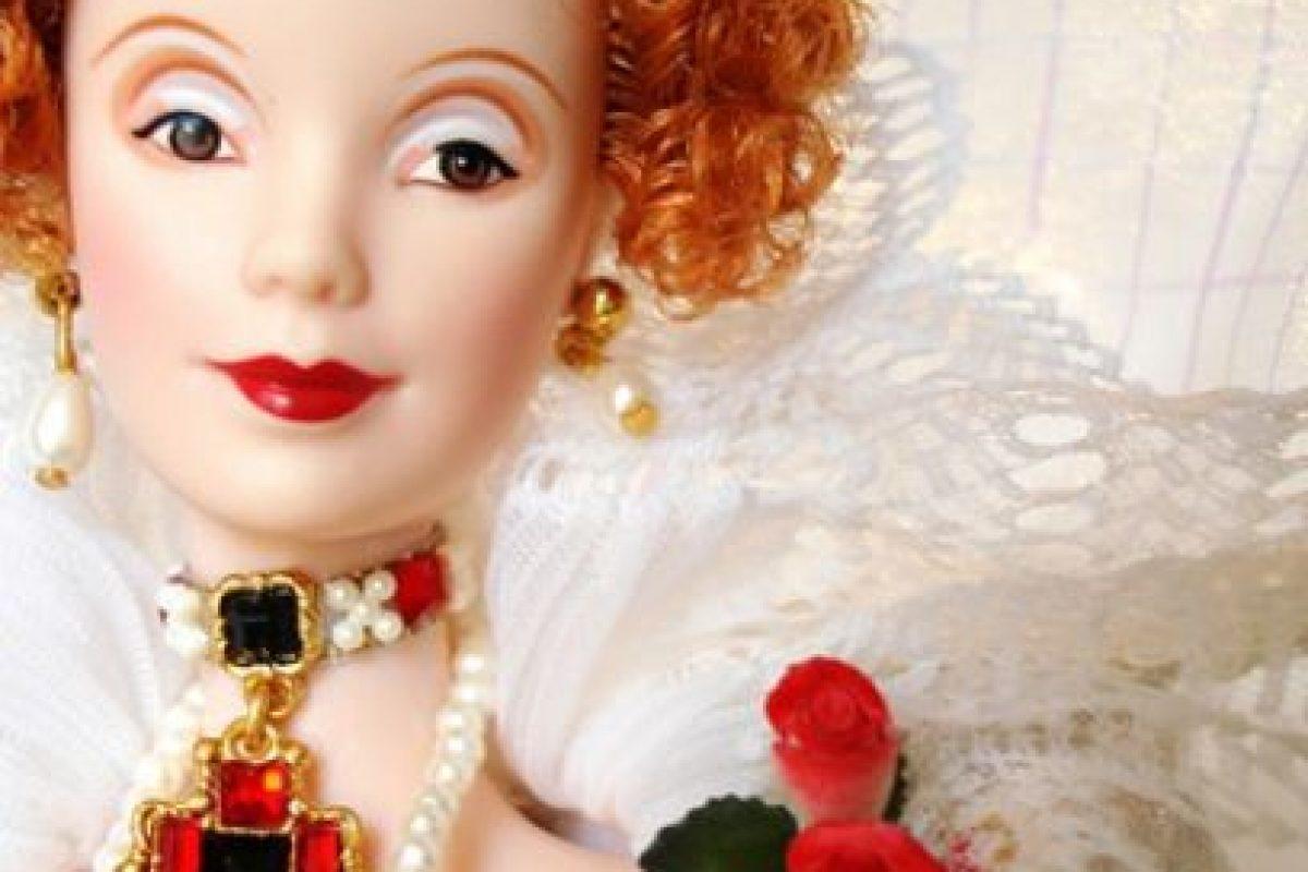 Está basada en uno de los cuadros de su juventud Foto:Mattel. Imagen Por: