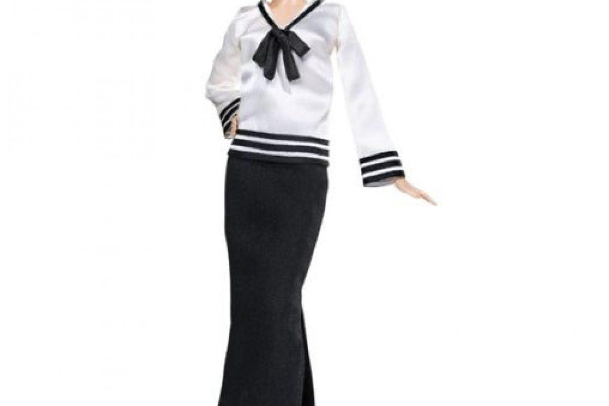 La Barbie de Barbara Streisand. Foto:Mattel. Imagen Por: