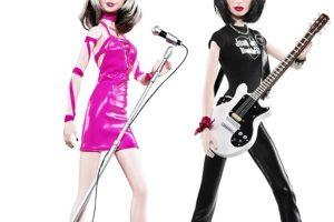 La Barbie de Joan Jett Foto:Mattel. Imagen Por: