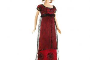 "La Barbie de Rose Dewitt Bukater, protagonista de ""Titanic"" Foto:Mattel. Imagen Por:"