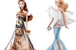 Las Barbies inspiradas en monumentos internacionales. Foto:Mattel. Imagen Por: