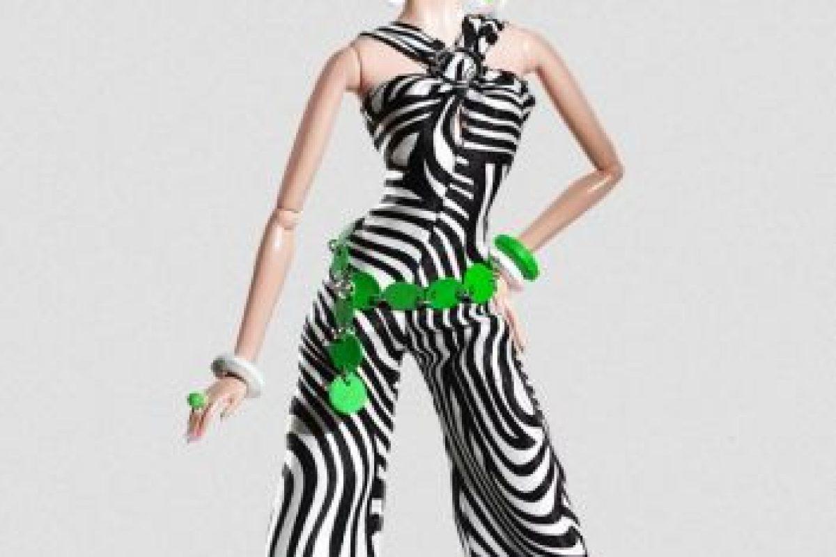 """La Barbie """"PopLife"""" inspirada en los 60. Foto:Mattel. Imagen Por:"""
