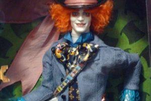 Basado en el personaje que interpretó Johnny Depp Foto:Mattel. Imagen Por: