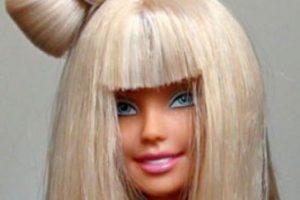 La Barbie Lady Gaga. Foto:Mattel. Imagen Por: