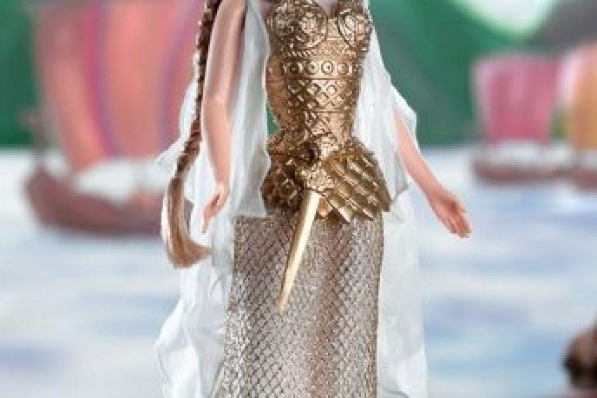 La Barbie Vikinga. Foto:Mattel. Imagen Por: