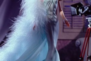 La Barbie inspirada en Rita Hayworth. Foto:Mattel. Imagen Por: