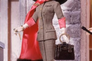 La Barbie actriz de cine de los años 40. Foto:Mattel. Imagen Por:
