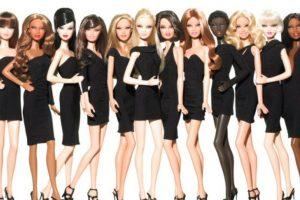 """Las Barbies """"Fashion"""" que salieron en 2012. Foto:Mattel. Imagen Por:"""