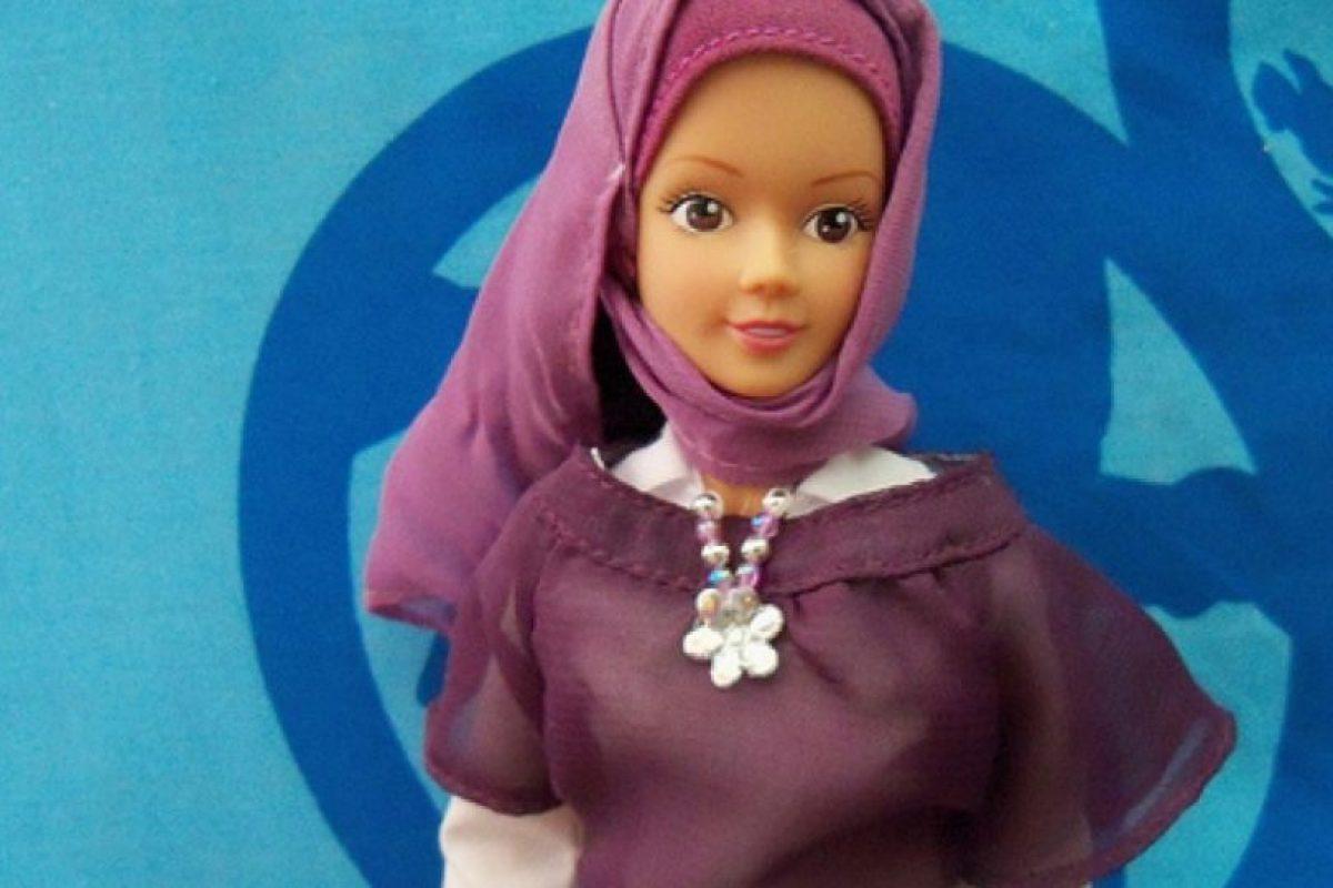 Fulla no tiene novio, ya que los musulmanes no creen en las relaciones fuera del matrimonio. Foto:MuslimToys. Imagen Por: