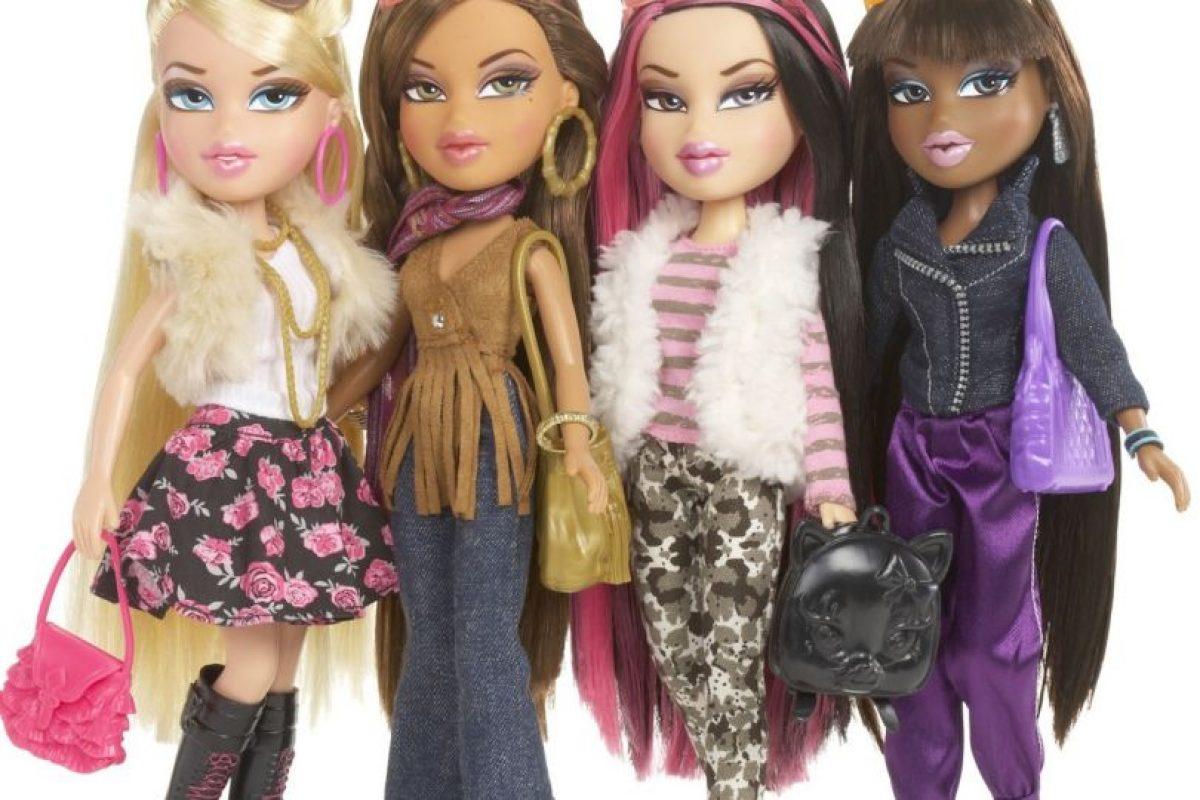 Han tenido varias colecciones a través del tiempo. Son las que más han tenido éxito frente a Barbie. Foto:MGAE. Imagen Por: