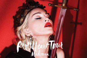 2016 Foto:Madonna.com. Imagen Por: