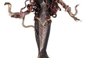 La medusa Foto:Mattel. Imagen Por:
