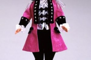 A la George Washington Foto:Mattel. Imagen Por: