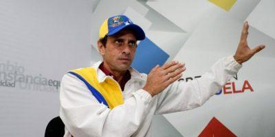 Capriles amenaza con un referéndum a Maduro: O el gobierno cambia, o cambiamos el gobierno