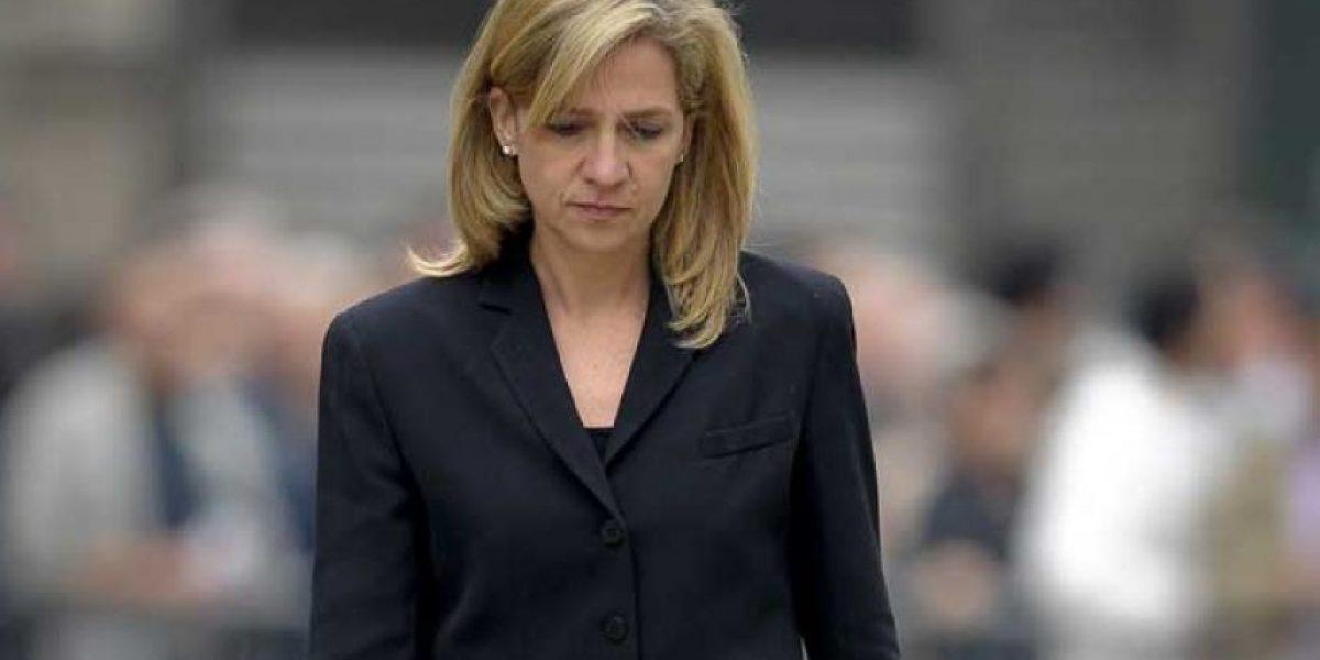 España: confirman que infanta Cristina será juzgada por corrupción