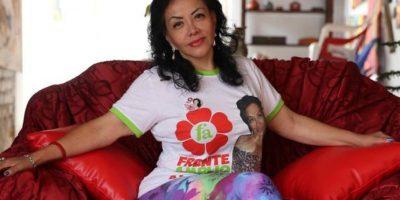 Angie, la prostituta que quiere ser congresista de la izquierda en Perú
