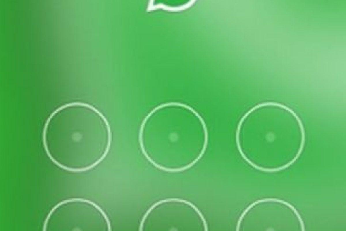 CM Security permite colocar un patrón de desbloqueo a WhatsApp. Foto:Cheetah Mobile (AntiVirus & AppLock). Imagen Por: