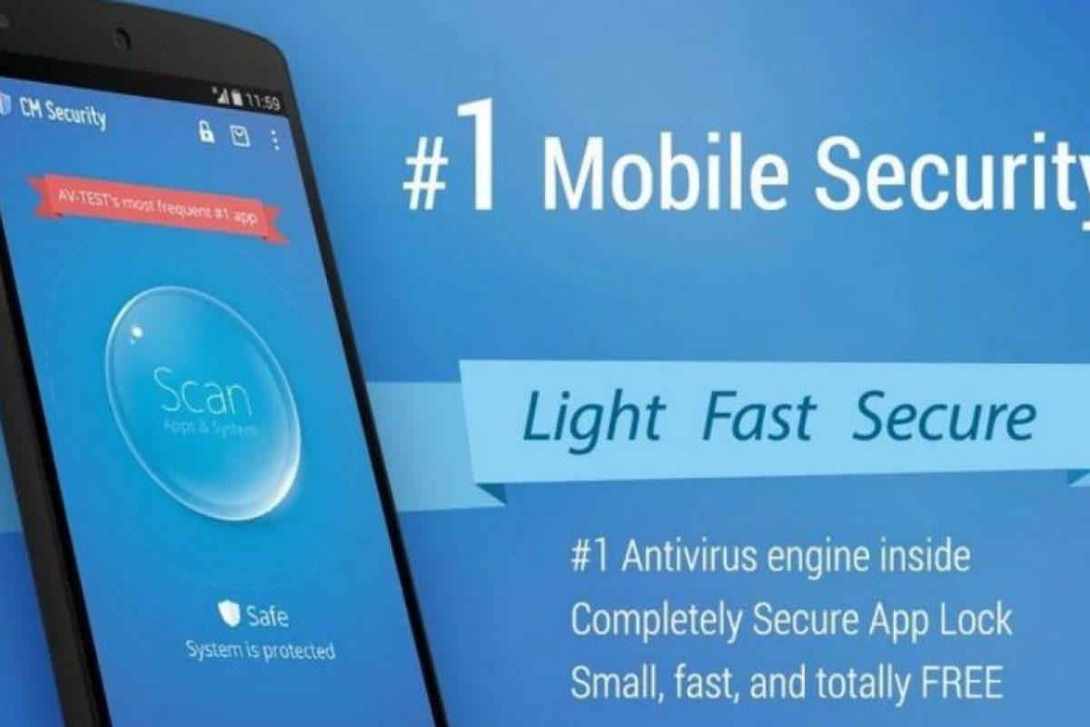 Detecta virus y su peligrosidad. Foto:Cheetah Mobile (AntiVirus & AppLock). Imagen Por: