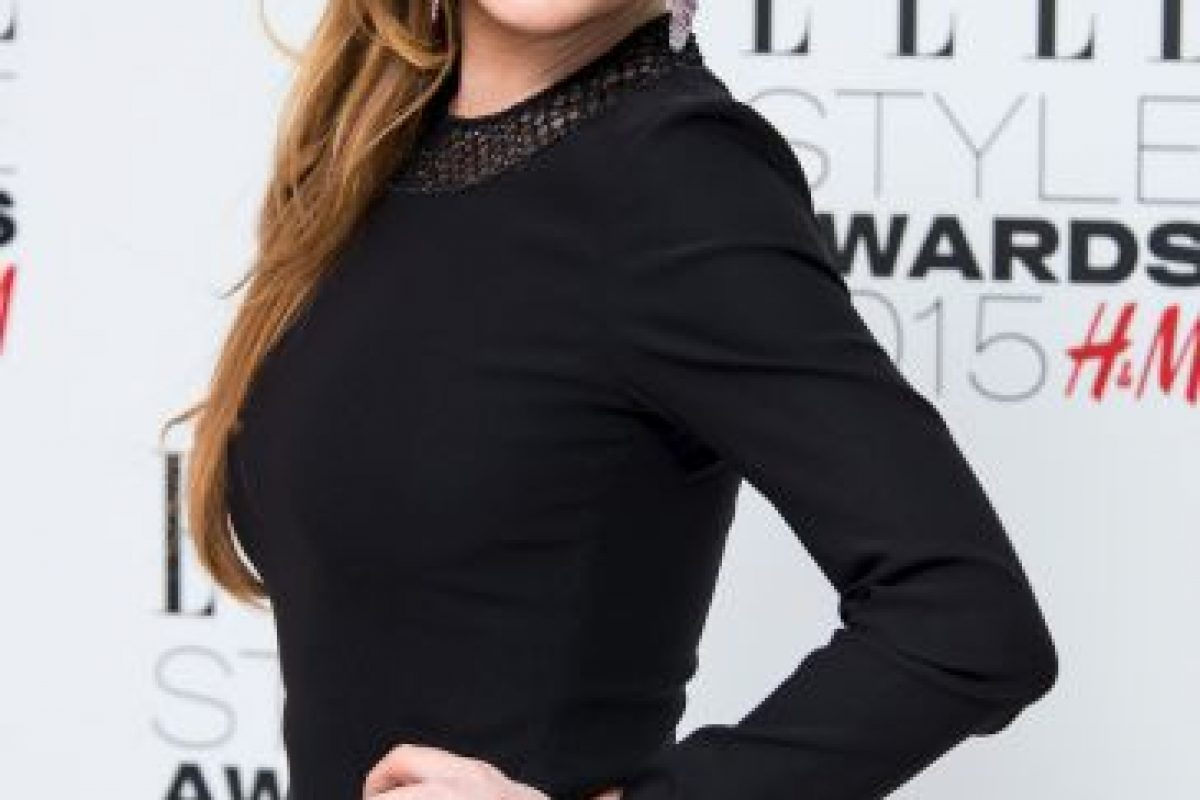 Lindsay Lohan después Foto:Getty Images. Imagen Por: