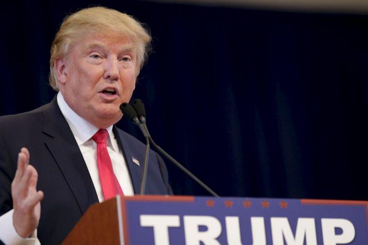 Así que decidió boicotear el último debate de las primarias. Foto:Getty Images. Imagen Por: