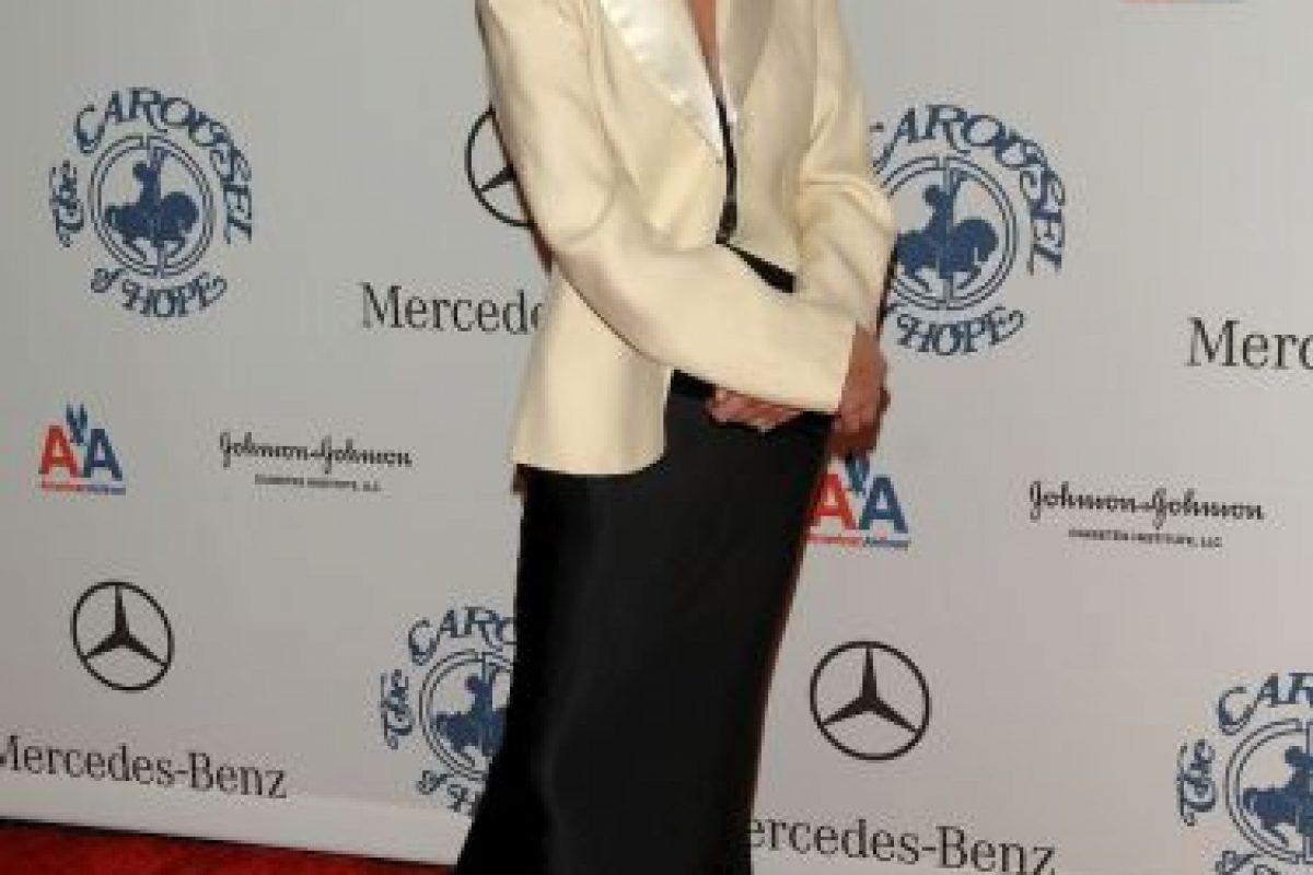 Lara Flynn Foto:Getty Images. Imagen Por: