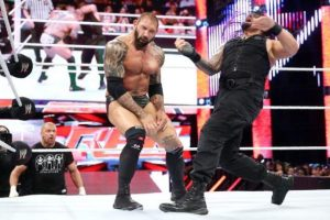 No forma parte de WWE desde finales de 2014 Foto:WWE. Imagen Por: