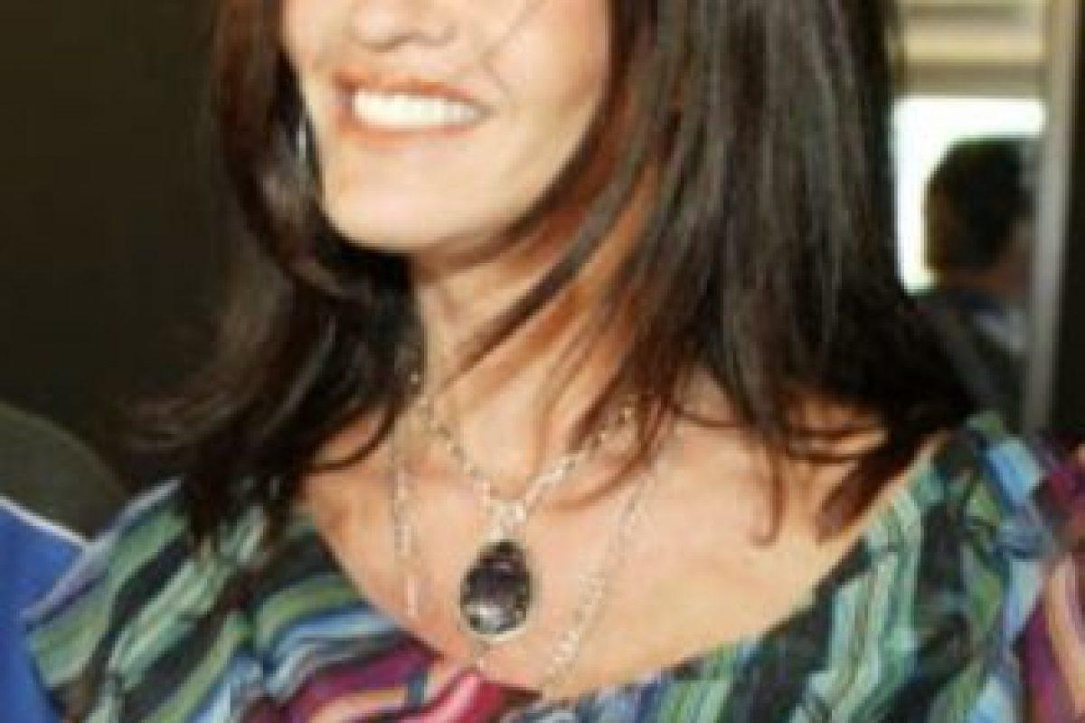 Janice Dickinson antes Foto:Getty Images. Imagen Por: