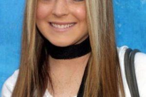 Lindsay Lohan antes Foto:Getty Images. Imagen Por: