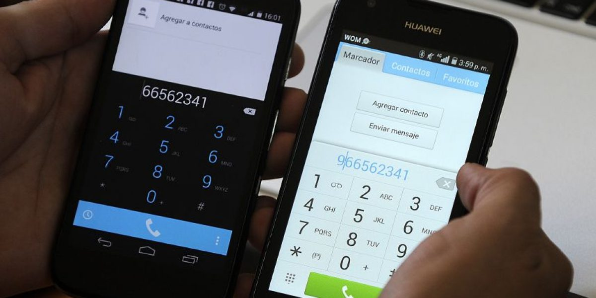 App para actualizar agenda telefónica suma seis millones de números cambiados