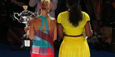 Sopresa en Melbourne: Kerber derrotó a Serena Williams y se quedó con el Abierto de Australia