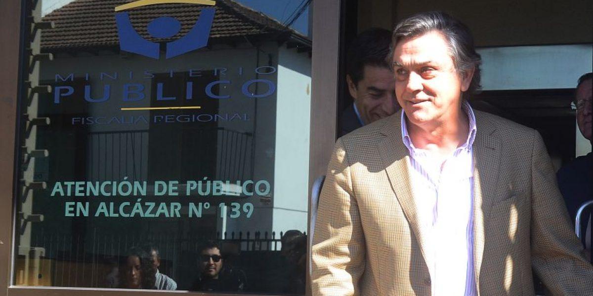"Pablo Longueira por SQM: ""Me duele ver a los dirigentes políticos tratados como delincuentes"""