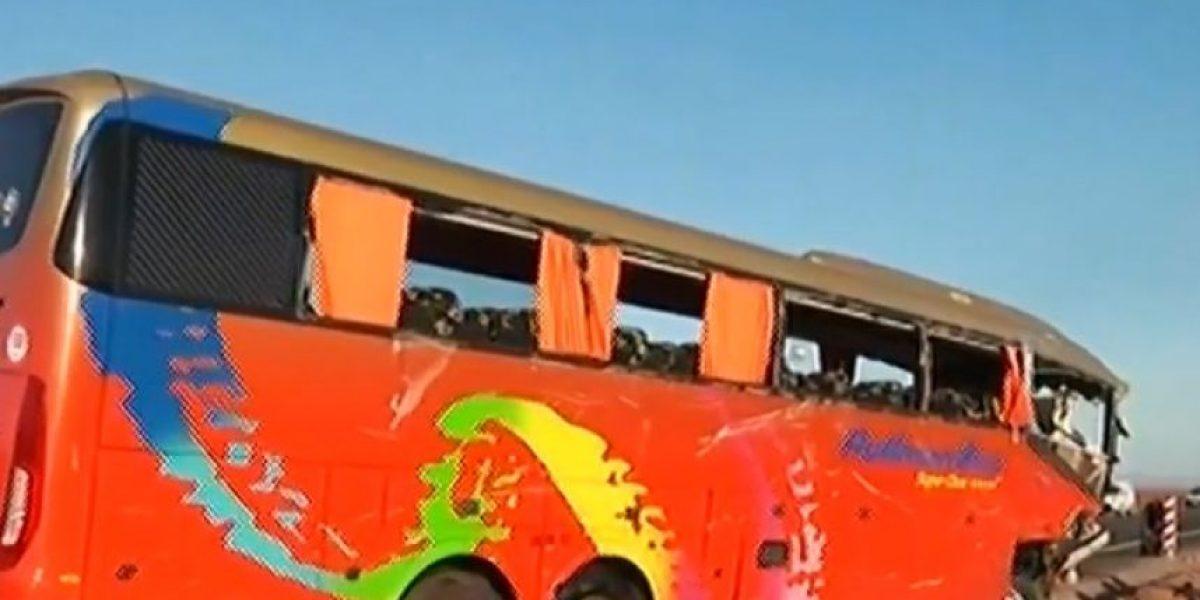 Conductor que protagonizó fatal accidente en Pozo Almonte será formalizado el lunes
