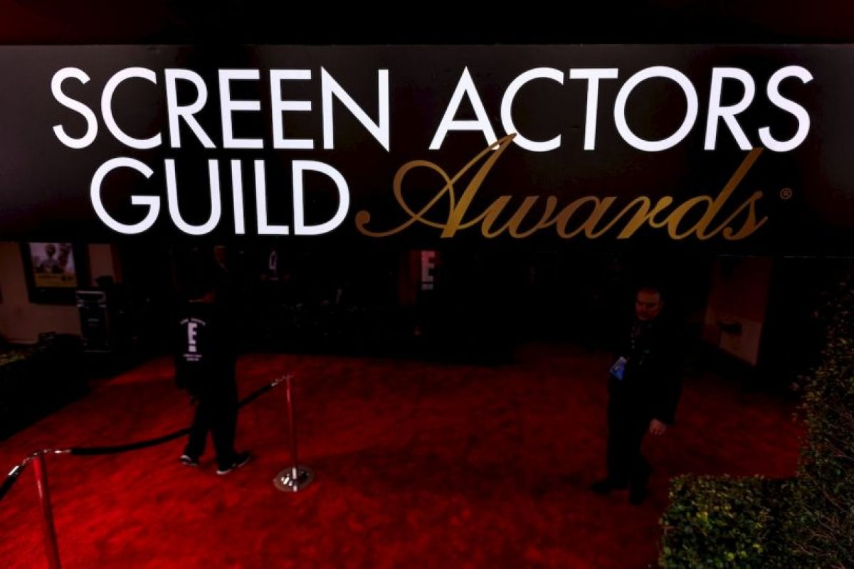 Ellos fueron los ganadores de los SAG Awards Foto:Getty Images. Imagen Por: