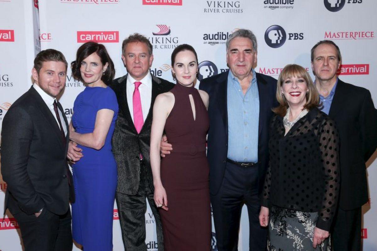 Downton Abbey Foto:Getty Images. Imagen Por: