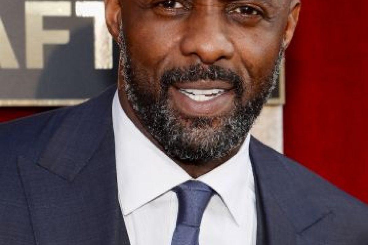 Idris Elba — Beasts of No Nation; como El Comandante. Foto:Getty Images. Imagen Por: