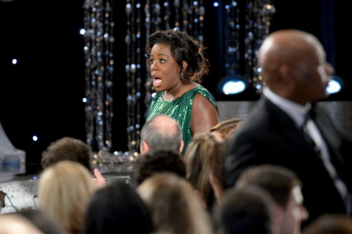 """Ganó """"Mejor interpretación femenina en una comedia"""" Foto:Getty Images. Imagen Por:"""