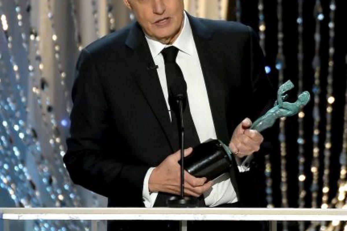 """Ganó """"Mejor interpretación masculina en una comedia"""" Foto:Getty Images. Imagen Por:"""