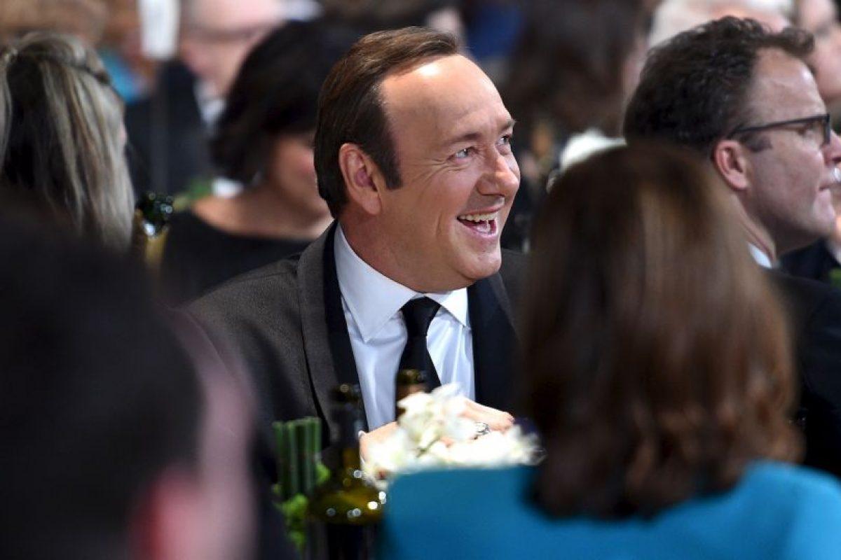 """Se llevó """"Mejor interpretación masculina en un drama"""" Foto:Getty Images. Imagen Por:"""
