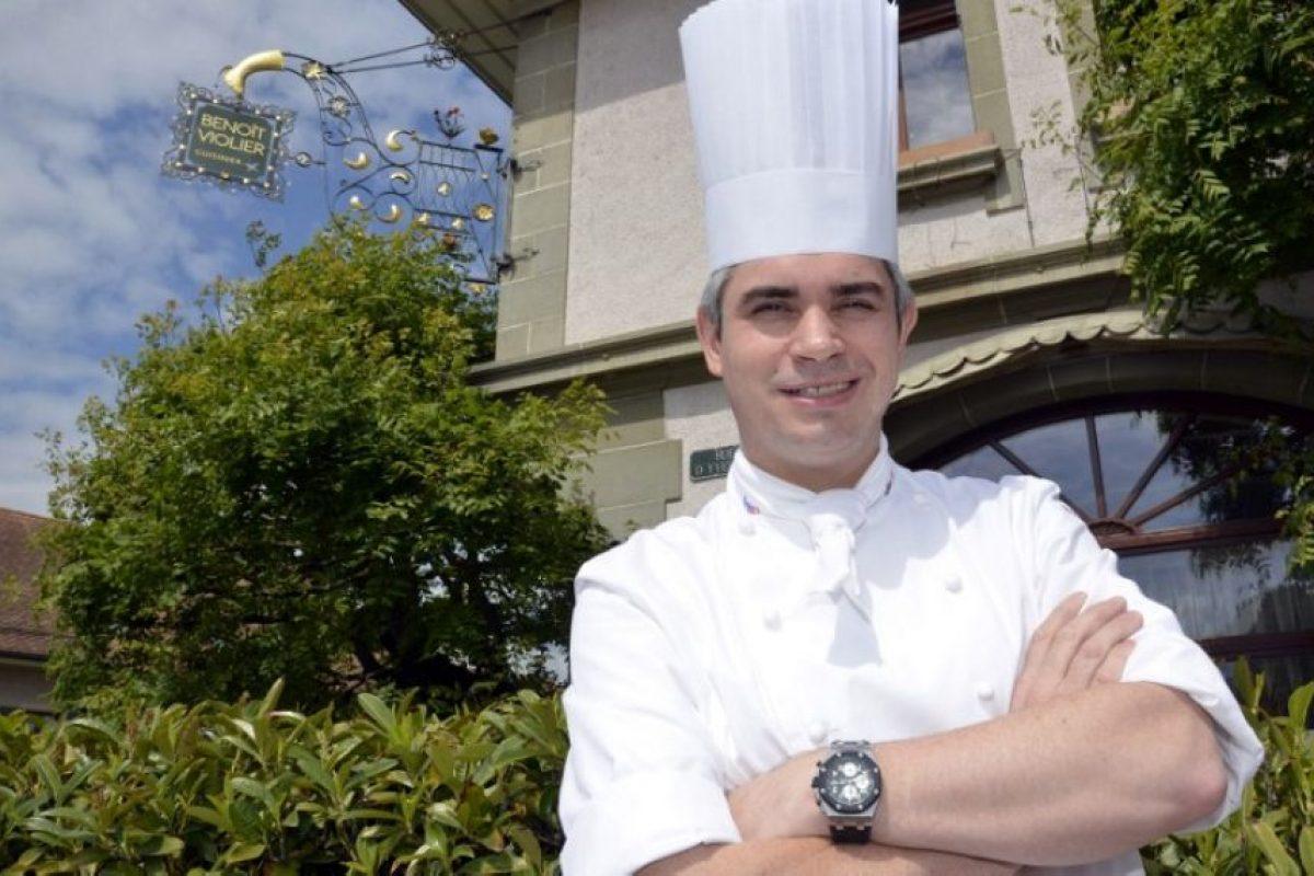 Algunos de los chefs más influyentes en el mundo Foto:AFP. Imagen Por: