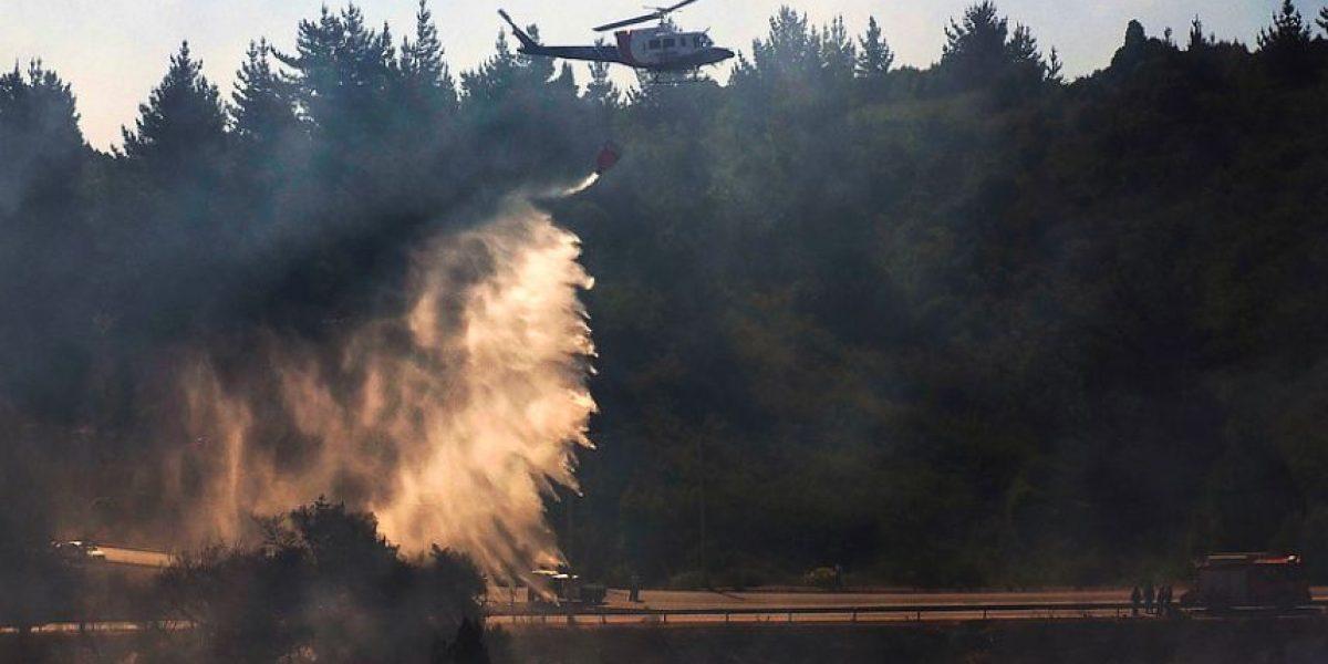 Incendio en La Araucanía deja dos víctimas fatales