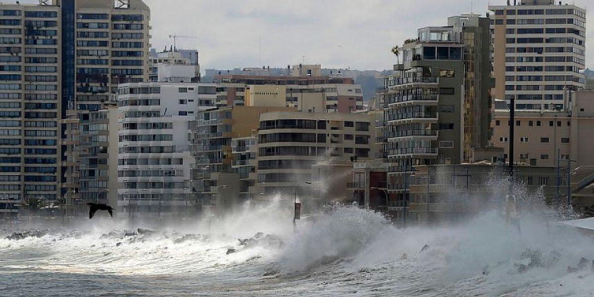 Decretan nueva alerta por marejadas desde Arica al Golfo de Penas