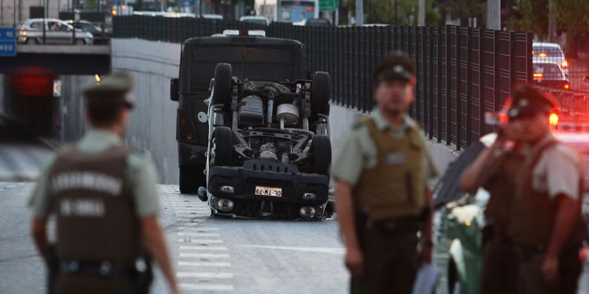 Recambio de turistas: fin de semana deja 16 fallecidos en accidentes de tránsito