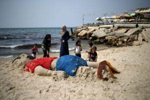 La imagén se convirtió en símbolo de la crisis de refugiados. Foto:AFP. Imagen Por: