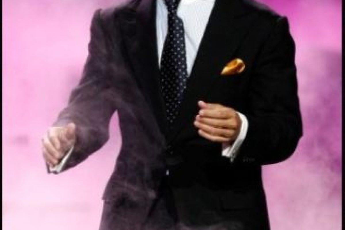 En 2005, la modelo Michelle Salas confirmó los rumores que señalaban que Luis Miguel era su padre y el cantante tuvo que reconocerla como tal Foto:Getty Images. Imagen Por: