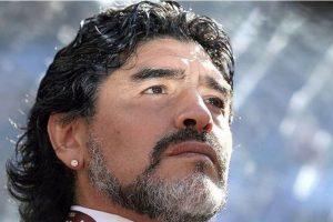 Diego Armando Maradona Foto:Getty Images. Imagen Por:
