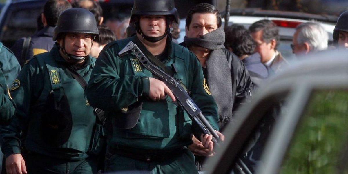 Álvaro Corbalán no consiguió traslado a Punta Peuco: continuará en la Cárcel de Alta Seguridad