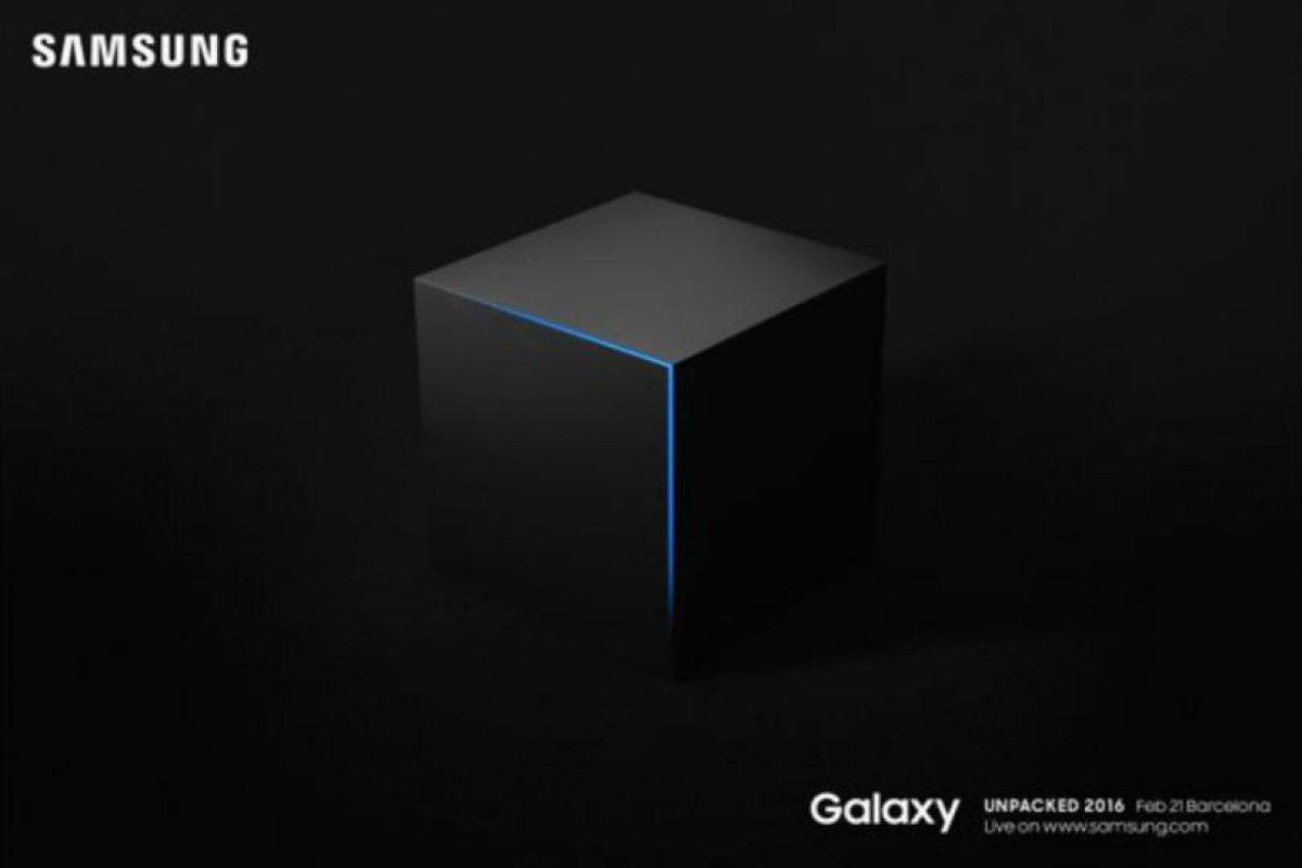 """Así se anuncia el """"Unpacked"""" del próximo 21 de febrero. Se presentará el próximo Samsung Galaxy. Foto:Samsung. Imagen Por:"""