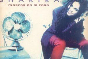 En los años 90 Shakira era como nuestra Alanis Morrisette. Foto:vía Coveralia. Imagen Por: