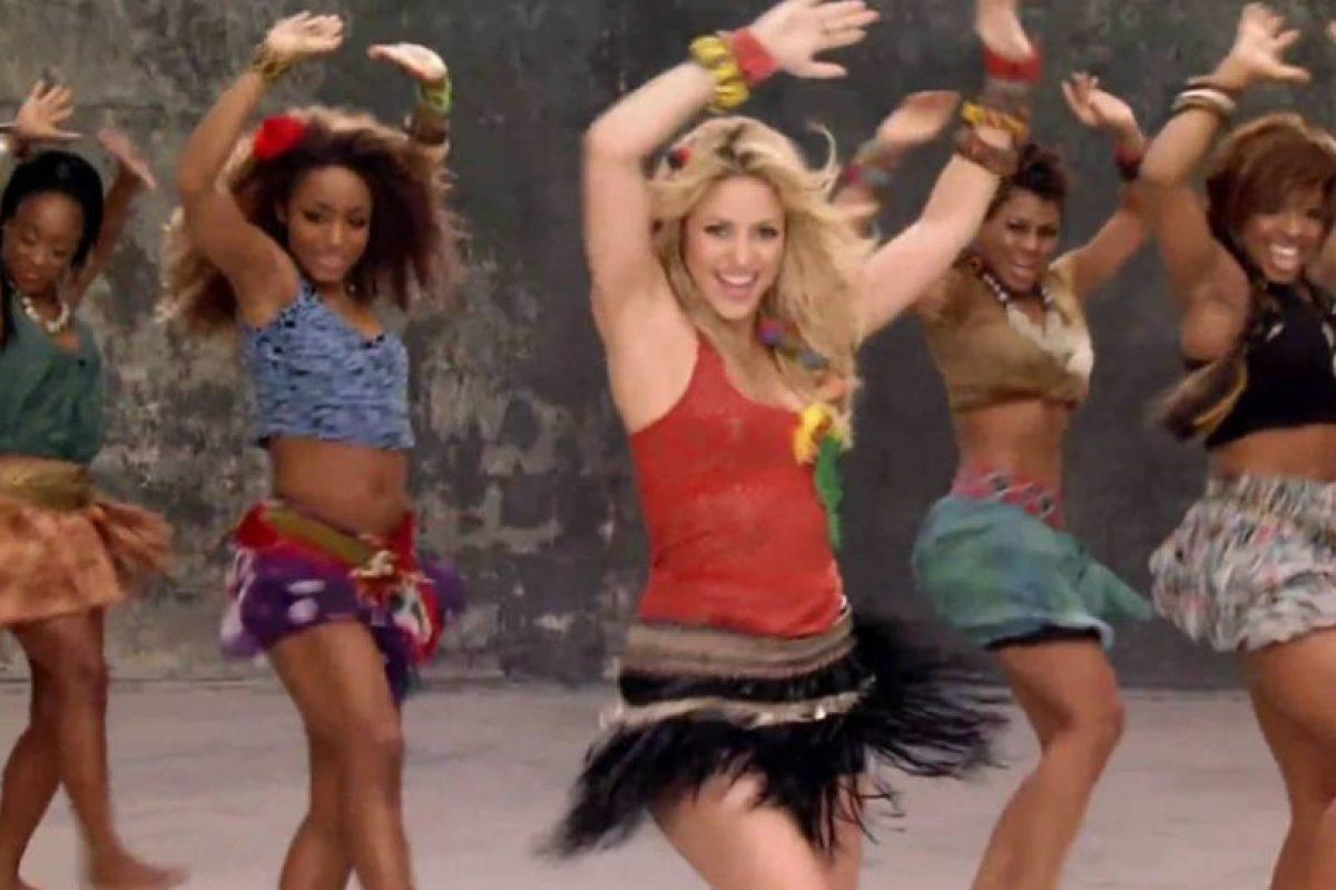Muestra más. Foto:vía Shakira/VEVO. Imagen Por: